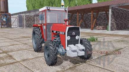 IMT 560 DV narrow wheels für Farming Simulator 2017