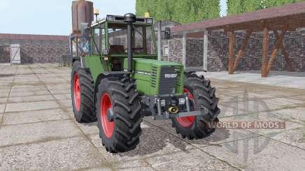 Fendt Favorit 614 LSA Turbomatik E für Farming Simulator 2017