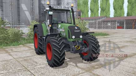 Fendt 820 Vario TMS loader mounting pour Farming Simulator 2017