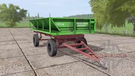 2PTS-4 green pour Farming Simulator 2017
