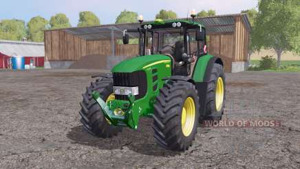 John Deere 7530 Premium animation parts für Farming Simulator 2015