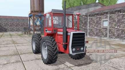 Massey Ferguson 1250 moderate red pour Farming Simulator 2017