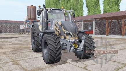 Valtra T194 camo pour Farming Simulator 2017