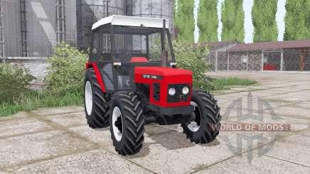 Zetor 7245 animation parts pour Farming Simulator 2017