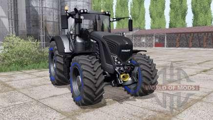 Fendt 939 Vario schwarze für Farming Simulator 2017
