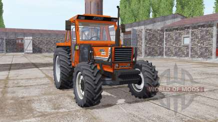 Fiat 1180 DT bright orange pour Farming Simulator 2017