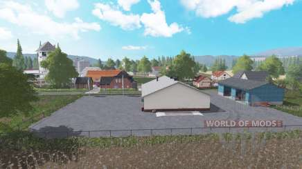 Talbach v1.2 für Farming Simulator 2017
