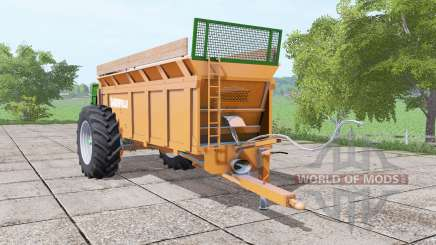 Dangreville SV für Farming Simulator 2017
