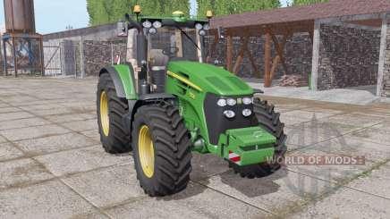 John Deere 7830 front weight für Farming Simulator 2017