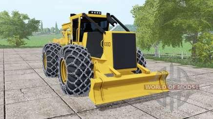 Tigercat 630D v0.9 für Farming Simulator 2017