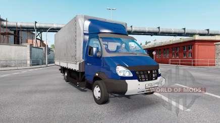 GAZ 331061 Valday 2004 pour Euro Truck Simulator 2