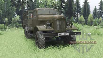 ZIL 157К 1962 pour Spin Tires