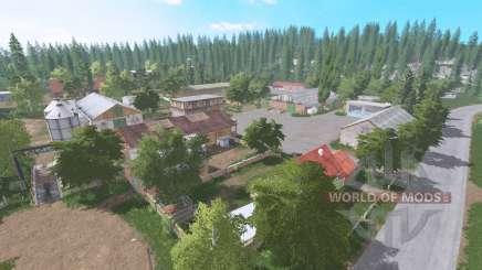 Hof Bergmann v1.0.5 für Farming Simulator 2017