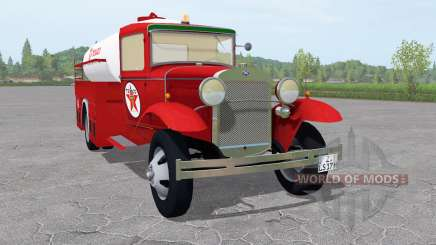 Ford Model AA 1930 Fuel Tanker pour Farming Simulator 2017