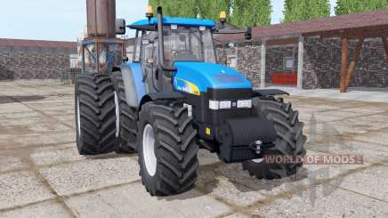 New Holland TM190 dual rear pour Farming Simulator 2017