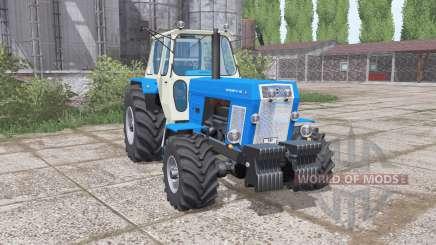 Fortschritt Zt 403 front weight pour Farming Simulator 2017