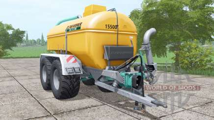 Zunhammer SKE 15.5 PU pour Farming Simulator 2017