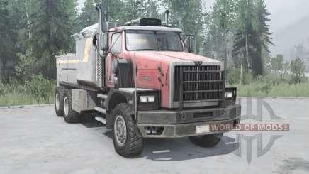 Western Star 6900XD 2008 v1.0.1 pour MudRunner
