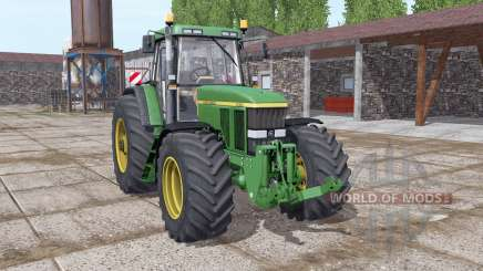 John Deere 7810 green für Farming Simulator 2017
