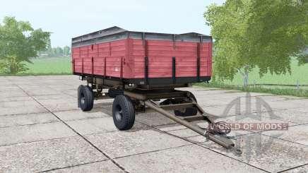 BSS P 93 SH v1.0.0.4 pour Farming Simulator 2017