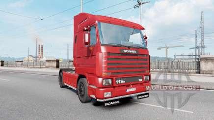 Scania R113M 360 Streamline pour Euro Truck Simulator 2