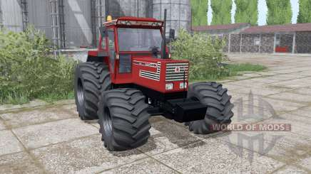 Fiatagri 140-90 Turbo DT wide tyre pour Farming Simulator 2017