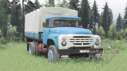 ZIL 130 4x4 v4.0 pour Spin Tires