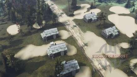 L'oblast de Leningrad 3 pour Spin Tires