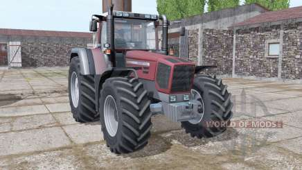 Fendt Favorit 816 Turboshift burgund für Farming Simulator 2017