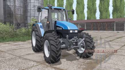 New Holland TS115 loader mounting pour Farming Simulator 2017