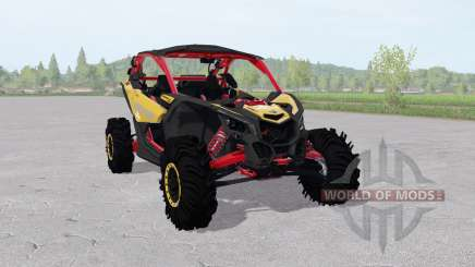 Can-Am Maverick X3 RS v3.0 für Farming Simulator 2017