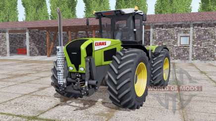 CLAAS Xerion 3300 Trac VC michelin tires pour Farming Simulator 2017