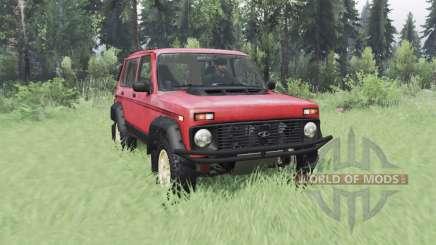 VAZ Niva 2131 pour Spin Tires