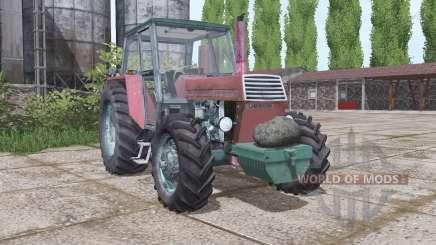 URSUS C-385 interactive control pour Farming Simulator 2017