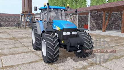 New Holland TM175 front weight pour Farming Simulator 2017