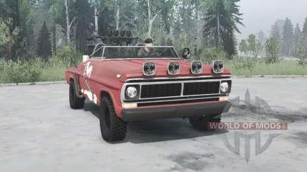 Snake Truck für MudRunner