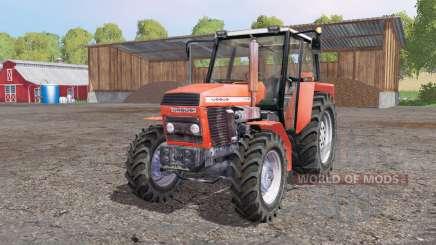 URSUS 1014 soft red pour Farming Simulator 2015