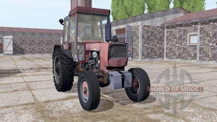 YUMZ 6КЛ v2.1 pour Farming Simulator 2017