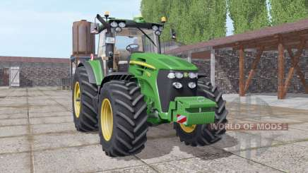 John Deere 7730 michelin tires pour Farming Simulator 2017