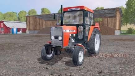 URSUS 4512 4x4 pour Farming Simulator 2015