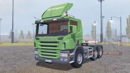 Scania P420 6x6 für Farming Simulator 2013