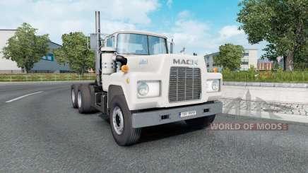 Mack R600 Day Cab für Euro Truck Simulator 2