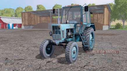 MTZ-80 Belarus soft blue für Farming Simulator 2015