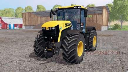 JCB Fastrac 4220 interactive control für Farming Simulator 2015