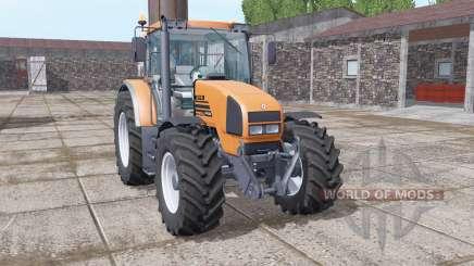 Renault Ares 640 RZ für Farming Simulator 2017