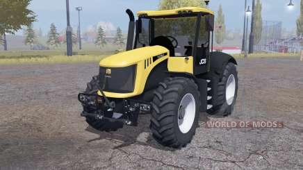 JCB Fastrac 8250 very soft yellow pour Farming Simulator 2013