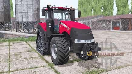 Case IH Magnum 340 CVX crawler modules pour Farming Simulator 2017