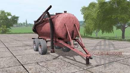 Rzt-6 alte für Farming Simulator 2017