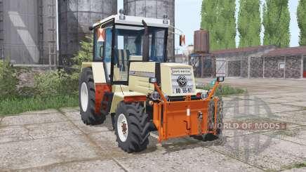 Fortschritt Zt 323-A light grayish yellow pour Farming Simulator 2017