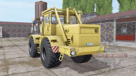 Kirovets K-700A soft-gelb für Farming Simulator 2017